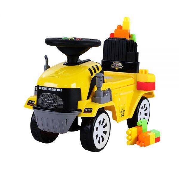 rideon bulldozer truck