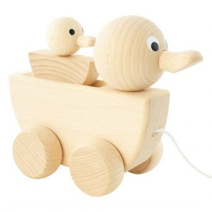 Gracie the wooden duckGracie the wooden duck