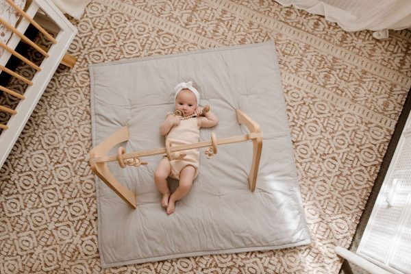 baby playmat and activity gym combo