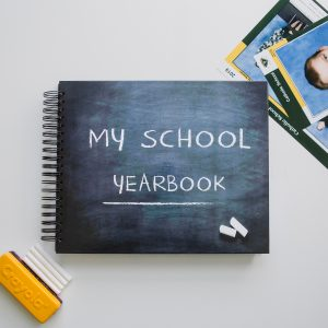 my school year book