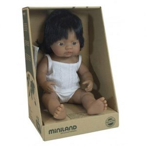 latin american miniland doll
