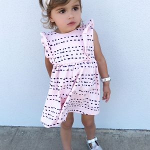 OOVY-Kids-Pink-Splash-Frill-Dress