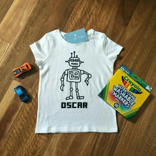 colour your own t shirt